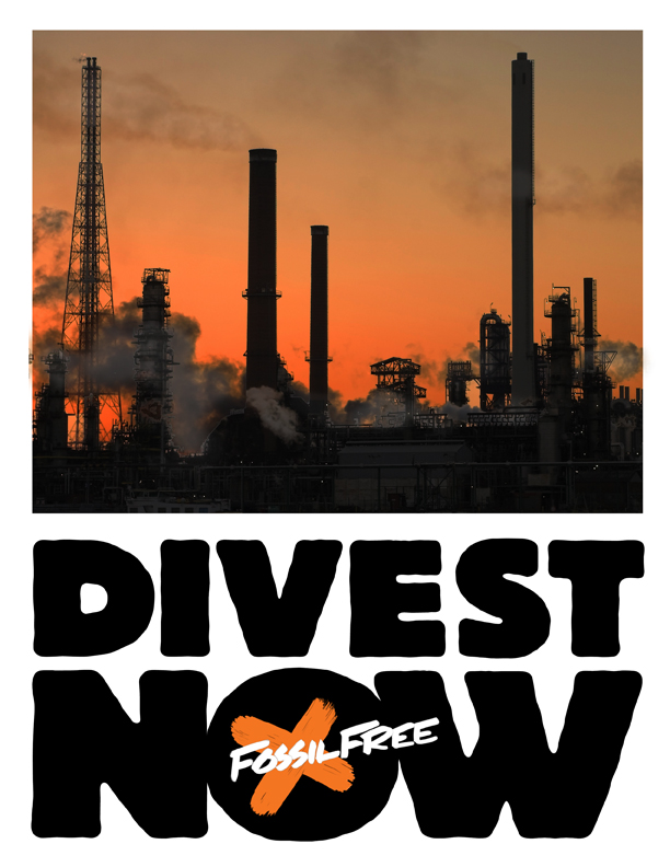 Fossil fuel divestment via http://www.peacecouncil.net/
