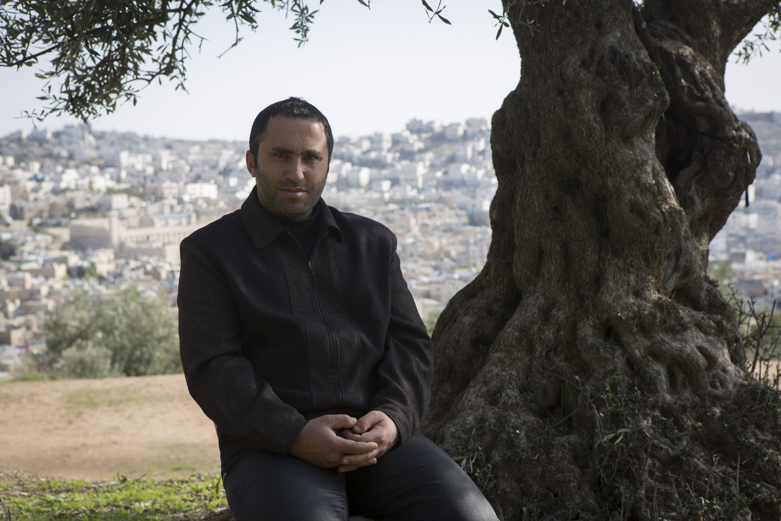 Palestinian human rights activist Issa Amro.  Photo: electronicintifada.net